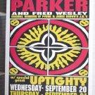 MACEO PARKER FRED WESLEY UPTIGHTY OG FOX '95 GIG POSTER