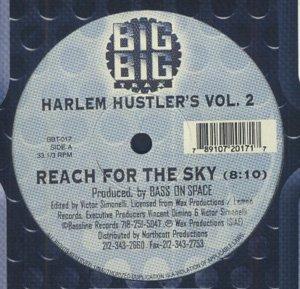 """HARLEM HUSTLERS VOL 2 OG'98 OOP BIG TRAX ELECTRO 12"""""""