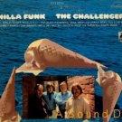 CHALLENGERS VANILLA FUNK OG '70  OOP SURF LP