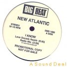 "NEW ATLANTIC I Know HTF Promo 12""Techno Flute ASD"