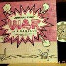 ADMIRAL TIBET OOP '87 WAR IN A BABYLON RAS DANCEHALL LP
