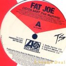 "FAT JOE MASHONDA DJ 12"" LISTEN BABY EVERYBODY GET UP"