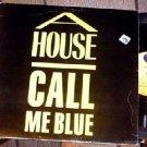 "A HOUSE RARE '88 CALL ME BLUE PS 12"" IRISH INDIE POP"