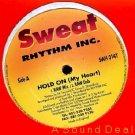 """RHYTHM INC OG'94 UK DOUBLE REMIX 12"""" HOLD ON (MY HEART)"""