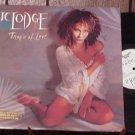 JC LODGE TROPIC OF LOVE '92 TOMMY BOY DJ LP REGGAE J C