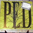 P.E.D. POST EJACULATION DEPRESSION SS '88 LP YELLOW WAX