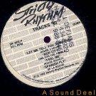 STRICTLY RHYTHM Comp Tracks'92 LP Innervision+ASD