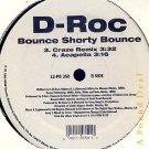 "D-ROC HTF SEALED '95 RANDOM WRAP 12"" BOUNCE SHORTY BOUN"