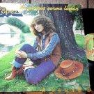 """LISA LOPEZ TEX-MEX LP + '79 AUTOGRAPHED DISCO 12"""" HEAR!"""