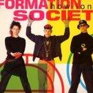 "INFORMATION SOCIETY DJ'90 PS 12"" HOW LONG ELECTRO BREAK"