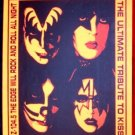 BLACK DIAMOND '96 Kiss Tribute Concert Poster ASD