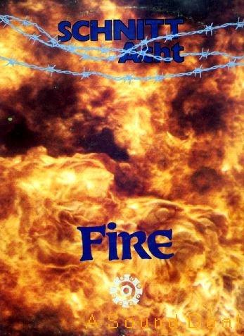 """SCHNITT ACHT '90 Fire Remix 12"""" Industrial Cheetah EBM"""