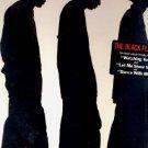 BLACK FLAMES S/T '90 LP URBAN HIP HOP BOYZ II MEN NICE!