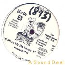 "CAMP 813 STYLZ SHOW ME DA MONEY '97 DJ 12"" BASS ELECTRO"