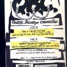 "QUEENS BROOKLYN CONNECTION QBC'88 12"" Mantronix HIP HOP"