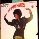 "THELMA HOUSTON HTF DJ PS 12"" OUT OF MY HANDS"