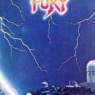 STONE FURY '84 BURNS LIKE A STAR JAPAN LP METAL MINT!!!