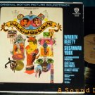 KALEIDOSCOPE OST '66 LP Sitar Jazz Psych ASD