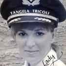 TANGELA TRICOLI Jet Lady LP Outsider Space Folk HEAR