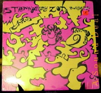 STRAWBERRY ZOTS SEALED PSYCH LP CARS FLOWERS TELEPHONES