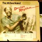 M-ZEE BAND DOCTOR RHYTHM LP '81 DJ PRO DISCO BOOGIE