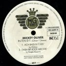 "MICKEY OLIVER '88 Belgian MG 12"" ACID House IN-TEN-SI-T"