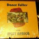 WEST AFRICA DANCE SUITES LP KOBLA LADZEKPO RARE!