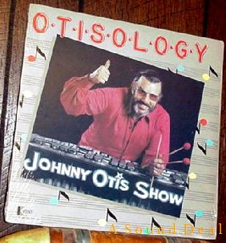 JOHNNY OTIS SHUGGIE SHOW STILL SEALED OTISOLOGY LP KENT