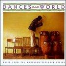 NONESUCH WORLD DANCE LP AFRICAN KABUKI TURKISH ANDEAN++