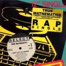"TRUE MATHEMATICS '89 NM DJ 12"" I DON'T LOVE YOU ANYMORE"