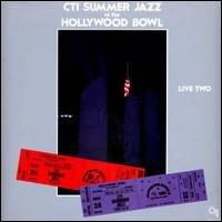 CTI SUMMER JAZZ HOLLYWOOD '72 OG LP BENSON LAWS HUBBARD