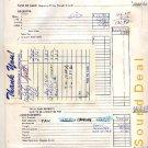 MARCIA BALL ANTONE'S 12-23-88 RARE TEXAS BLUES TALLY