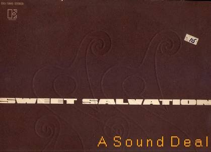 SWEET SALVATION OUT OF PRINT'72 S/T LP SOUL DO A NUMBER