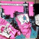 CHALLENGER CREW EVERYTHING FALLS APART RARE'87 SPLIT LP