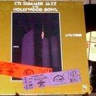 CTI ALL-STARS HOLLYWOOD SUMMER JAZZ FUNK '77 LIVE THREE