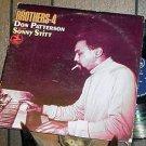 DON PATTERSON Sonny Stitt Brothers-4 OG '69 Prestige LP