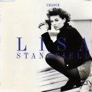 LISA STANSFIELD RARE '91 GERMAN CHANGE CD MAXI SINGLE