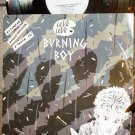 "CAVA CAVA HTF OOP '83 PS 12"" BURNING BOY NEW WAVE SYNTH"