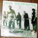 VISUAL DISCRIMINATION SEALED'88 LP STEP BACK AND LISTEN