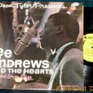 LEE ANDREWS &t HEARTS Recorded Live '65 LP ASD