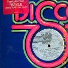 """FANTASTIC FOUR '78 WESTBOUND FUNK DJ 12"""" B.Y.O.F."""