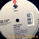 "ERNIE ISLEY '90 DJ PRO 12"" HIGH WIRE BROTHERS FUNK"