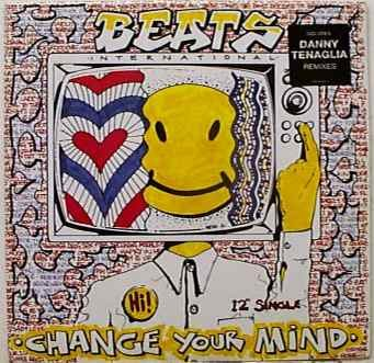 "BEATS INTERNATIONAL FATBOY SLIM Change'92 12"" ASD"