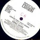 """DANA DANE LOVE AT FIRST SIGHT '88 DJ PRO 12"""" OLDSKOOL"""