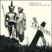 JIMMY SILVA RARE OOP'86 LP REMNANTS EMPTY SET POWER POP