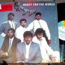 READY FOR THE WORLD OG '85 RFTW S/T LP SHRINK MODERN