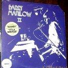 BARRY MANILOW II STILL SEALED ORIGINAL'74 LP + STICKERS
