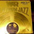 WAR ORIGINAL '77 BLUE NOTE GF 2 LP PLATINUM JAZZ