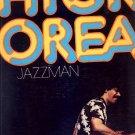 CHICK COREA OOP '79 JAZZMAN LP 51 WEST FREE JAZZ FUSION
