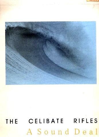 """CELIBATE RIFLES SEALED '88 UK 12"""" EP DANCING BAREFOOT"""